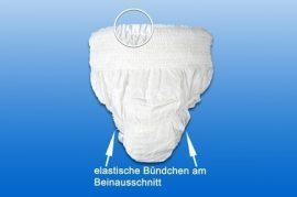Inkontinencia nadrágpelenka (RIBOPANTS) XL