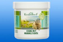 Mormotaolajos krém 250 ml