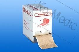 Papír alapú sebtapasz RUDAMED Soft 4 cm