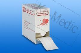 Nemszőtt alapú sebtapasz RUDAMED Sensitive 4 cm