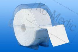 Rollnis sebtörlő lapkák NOBAZELLTUPF nem steril, 8x10 (125 lap) 2db/csomag