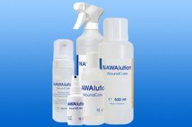 NAWAlution seböblítő oldat 150 ml