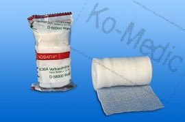 rugalmas pólya NOBAFIX külön fóliába csomagolva 6 cm
