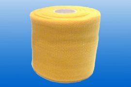 Öntapadó kötésrögzítő NOBAHAFT sárga, 20 méter hossz, 10 cm