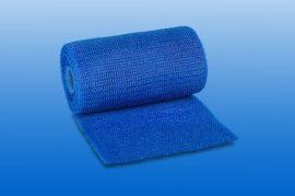 Műanyag gipszkötés NOBALITE 10 cm kék