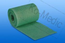 Műanyag gipszkötés NOBALITE 10 cm zöld