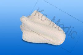Paprika alakú törlő (steril) 2 rétegű, 5 db paprika/fólia, 10 fólia/dob