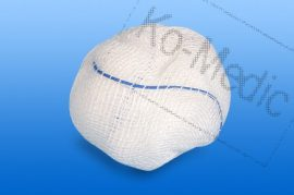 Gömbtörlő rtg. jelölővel (nem steril) Ø 1.5 (mogyoró), 250db/csom