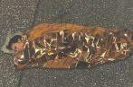 Vészhelyzet takaró (gyerek méret) 160x120 cm